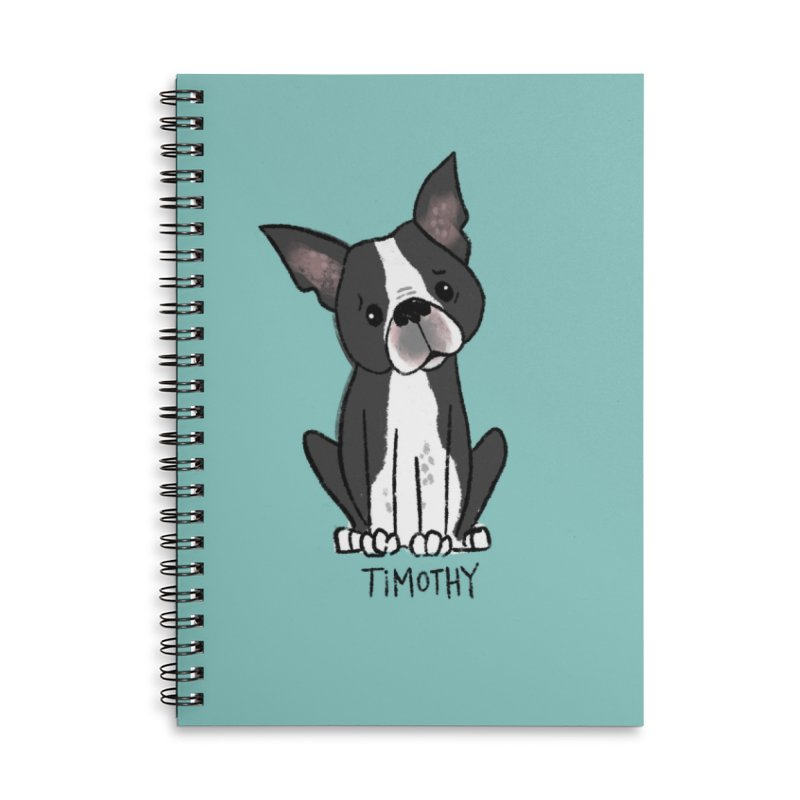 Timothy Accessories Notebook by #MaybeYouMatter