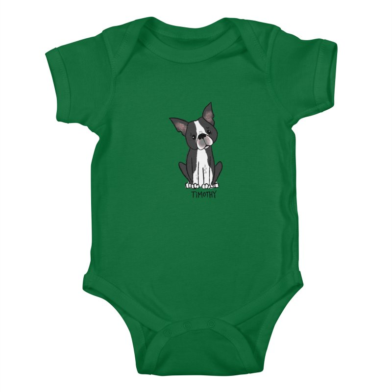 Timothy Kids Baby Bodysuit by #MaybeYouMatter