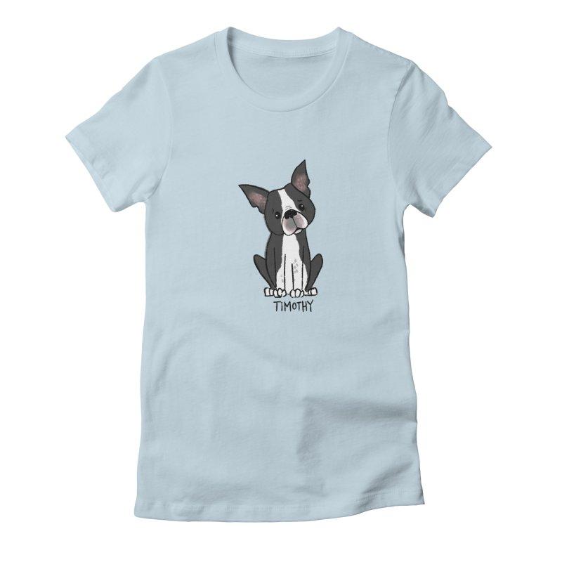 Timothy Women's T-Shirt by #MaybeYouMatter