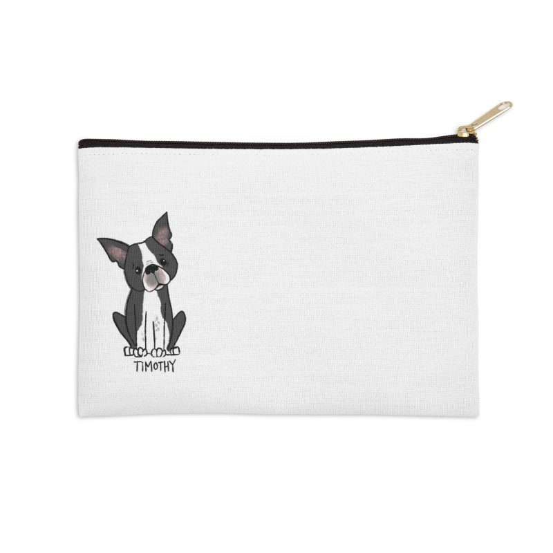 Timothy Accessories Zip Pouch by #MaybeYouMatter
