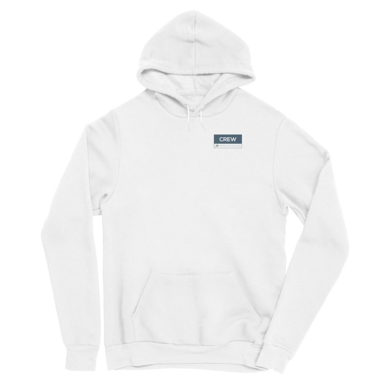 Crew Attire & Accessories Men's Pullover Hoody by #MaybeYouMatter