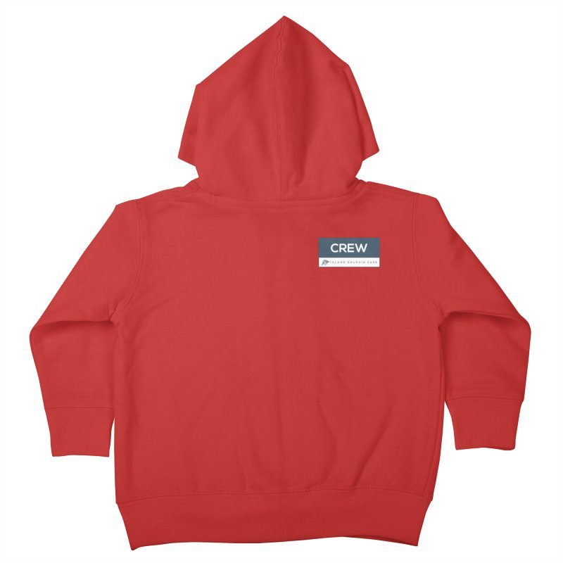 Crew Attire & Accessories Kids Toddler Zip-Up Hoody by #MaybeYouMatter