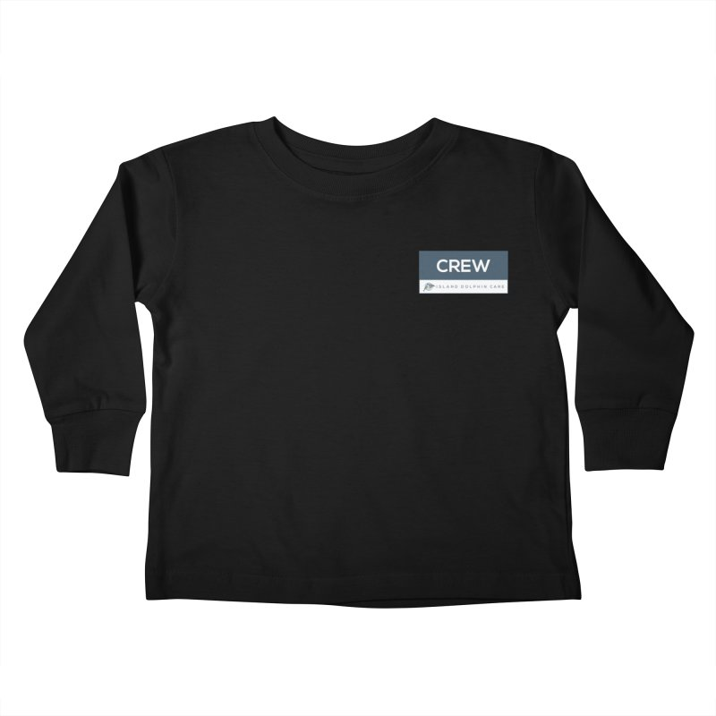 Crew Attire & Accessories Kids Toddler Longsleeve T-Shirt by #MaybeYouMatter