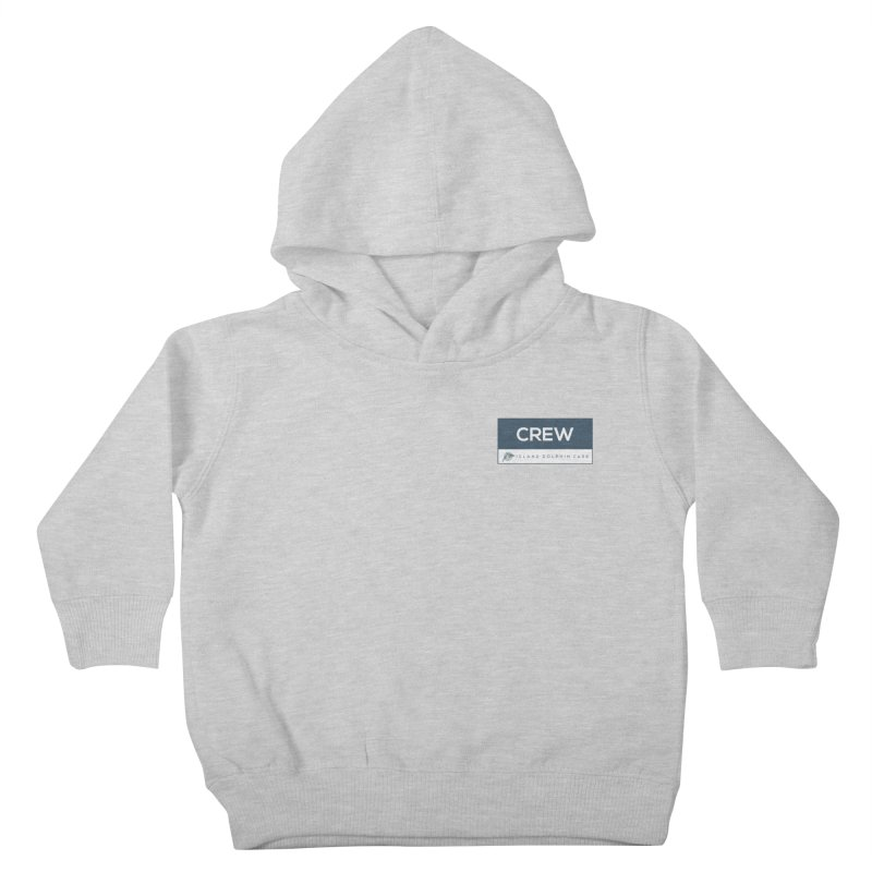 Crew Attire & Accessories Kids Toddler Pullover Hoody by #MaybeYouMatter