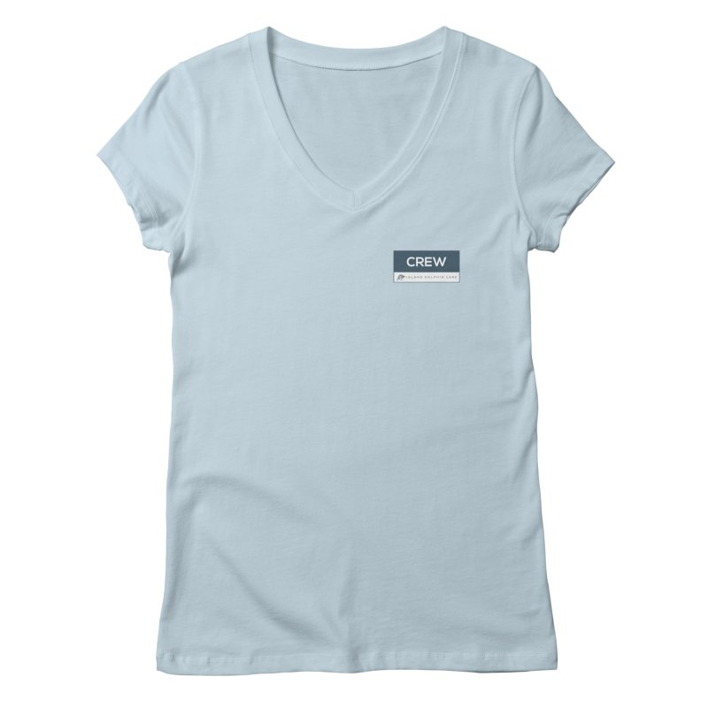 Crew Attire & Accessories Women's V-Neck by #MaybeYouMatter