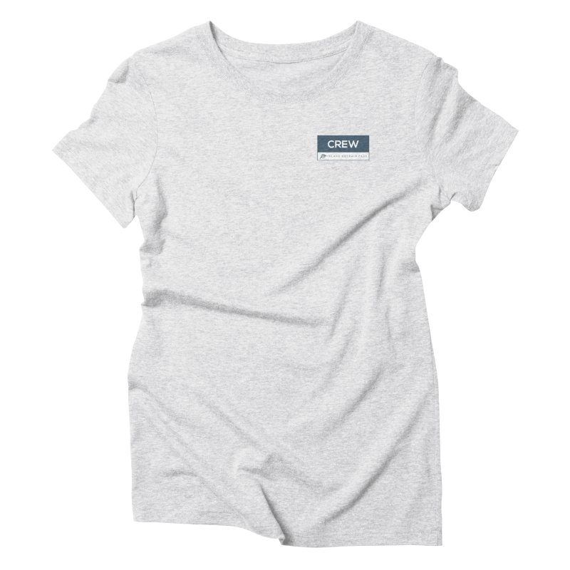 Crew Attire & Accessories Women's T-Shirt by #MaybeYouMatter