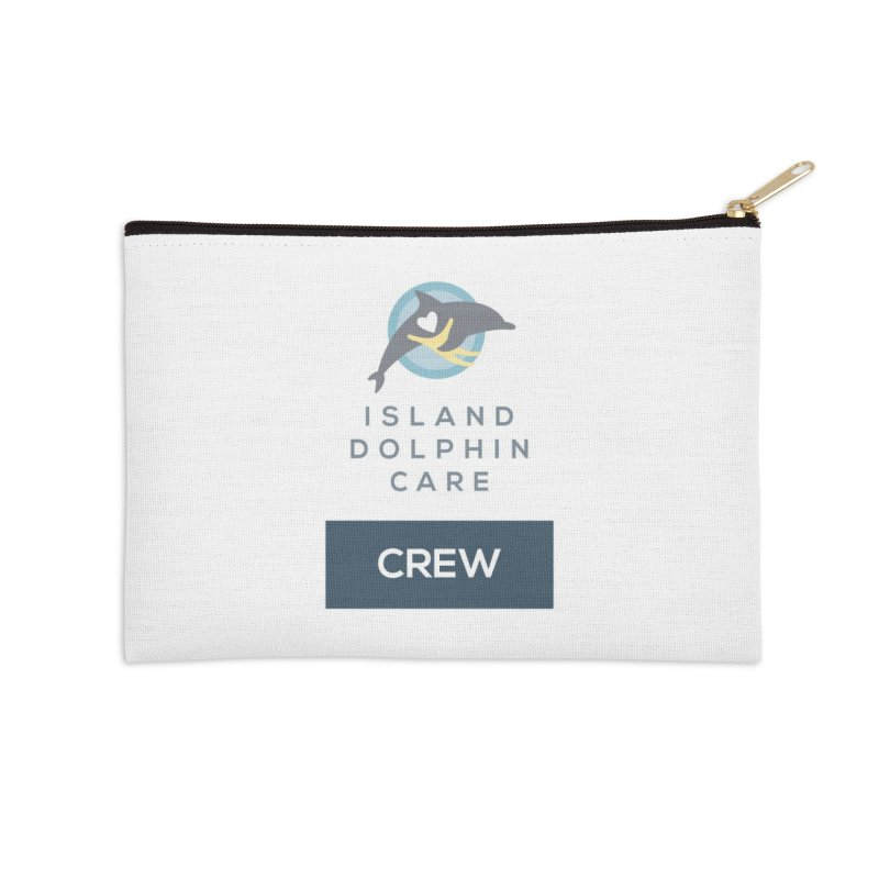Crew Attire & Accessories Accessories Zip Pouch by #MaybeYouMatter