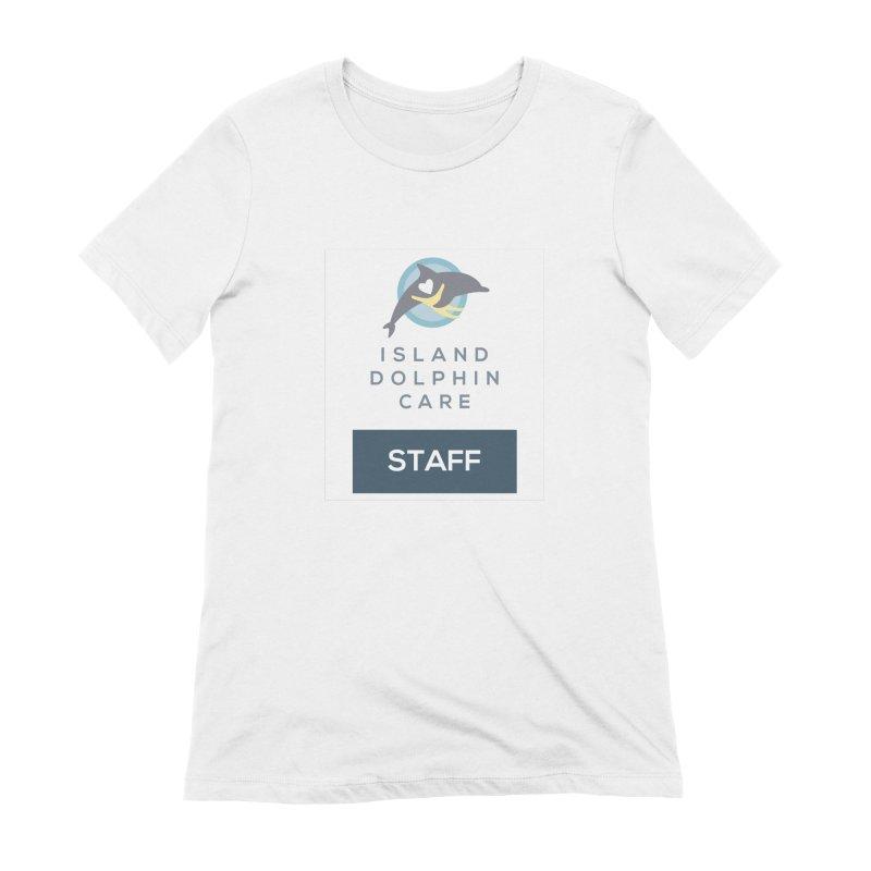Staff 1 - Acessories & Clothing Women's T-Shirt by #MaybeYouMatter