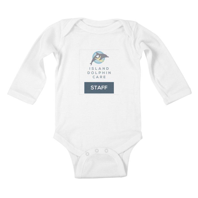 Staff 1 - Acessories & Clothing Kids Baby Longsleeve Bodysuit by #MaybeYouMatter