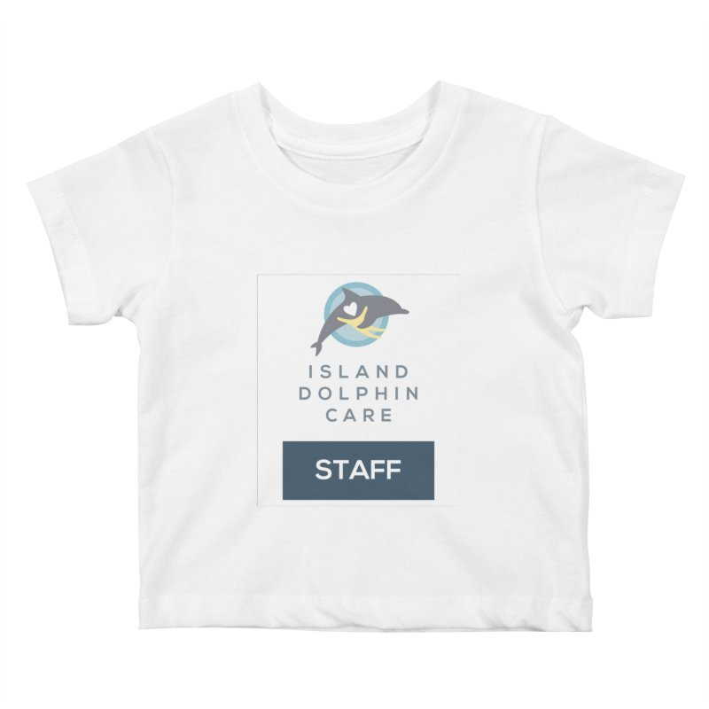 Staff 1 - Acessories & Clothing Kids Baby T-Shirt by #MaybeYouMatter