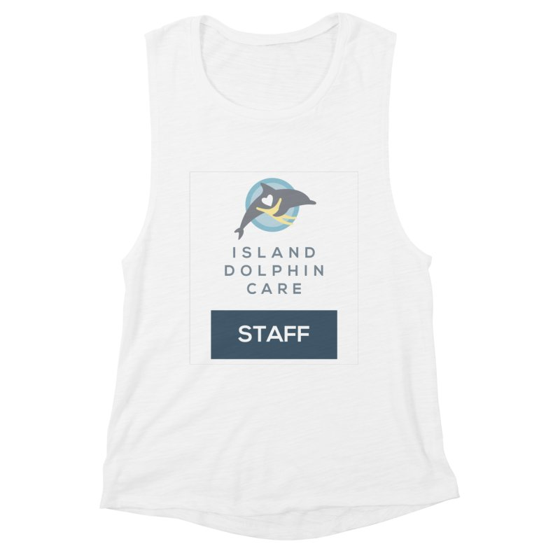 Staff 1 - Acessories & Clothing Women's Tank by #MaybeYouMatter