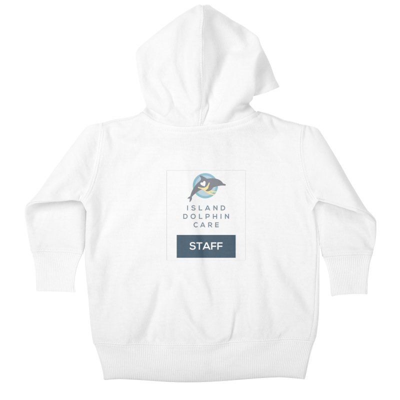 Staff 1 - Acessories & Clothing Kids Baby Zip-Up Hoody by #MaybeYouMatter