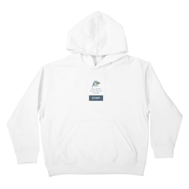 Staff 1 - Acessories & Clothing Kids Pullover Hoody by #MaybeYouMatter