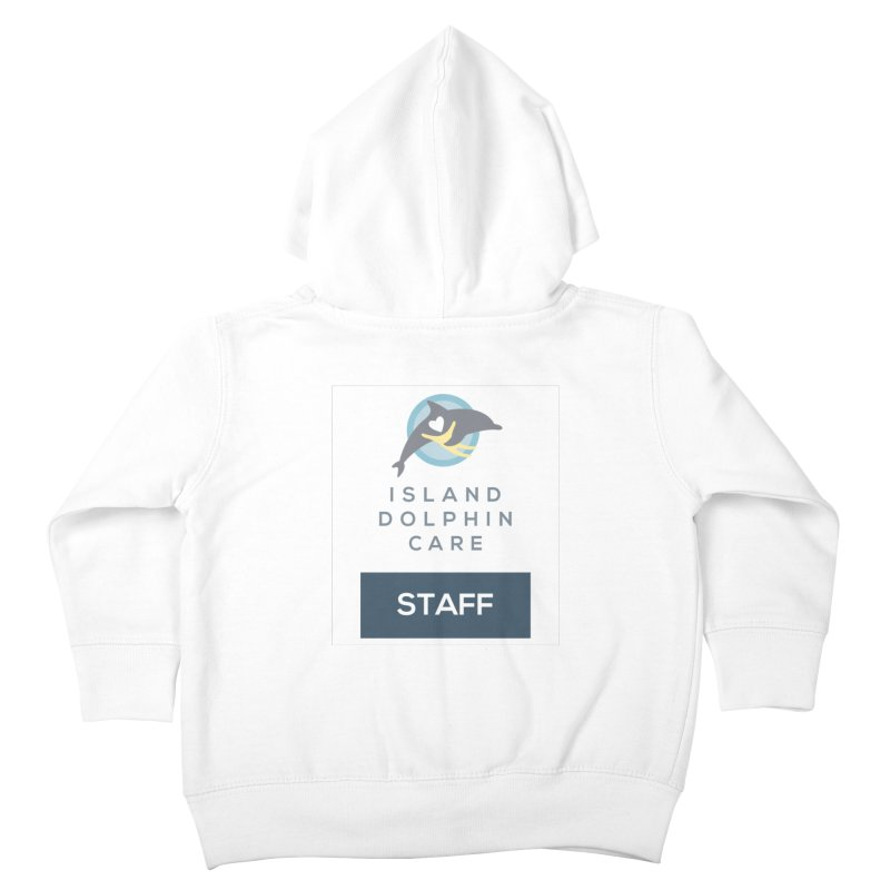Staff 1 - Acessories & Clothing Kids Toddler Zip-Up Hoody by #MaybeYouMatter