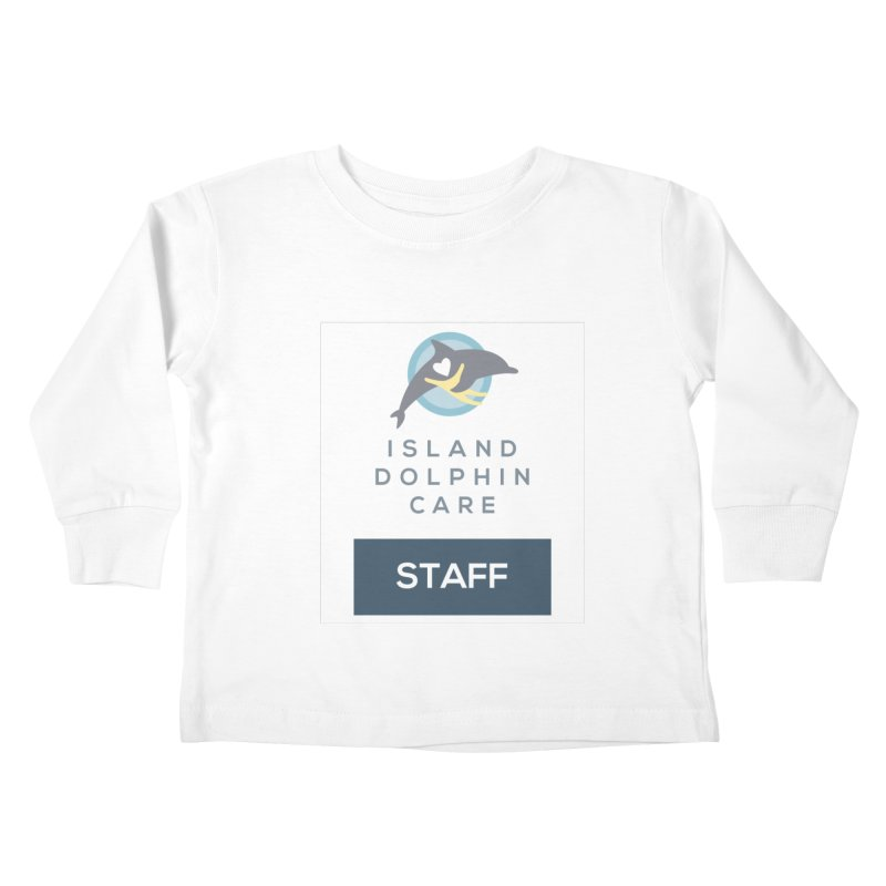 Staff 1 - Acessories & Clothing Kids Toddler Longsleeve T-Shirt by #MaybeYouMatter