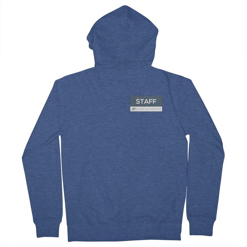 Staff 2 - Clothing Men's Zip-Up Hoody by #MaybeYouMatter