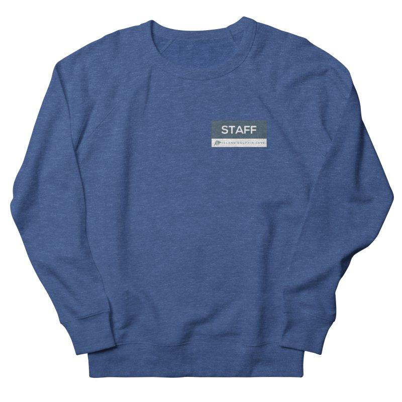 Staff 2 - Clothing Women's Sweatshirt by #MaybeYouMatter