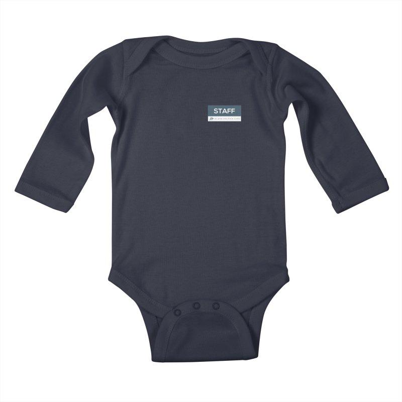 Staff 2 - Clothing Kids Baby Longsleeve Bodysuit by #MaybeYouMatter
