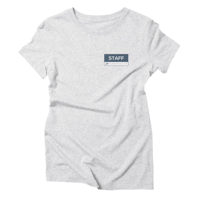 Staff 2 - Clothing Women's T-Shirt by #MaybeYouMatter