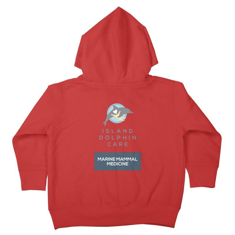 Marine Mammal Medicine Gear Kids Toddler Zip-Up Hoody by #MaybeYouMatter