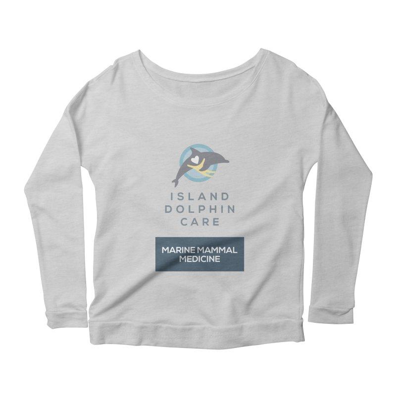Marine Mammal Medicine Gear Women's Longsleeve T-Shirt by #MaybeYouMatter
