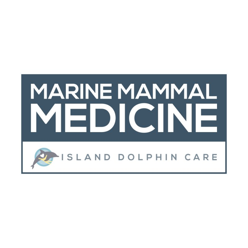 Marine Mammal Medicine Version 2 Accessories Beach Towel by #MaybeYouMatter
