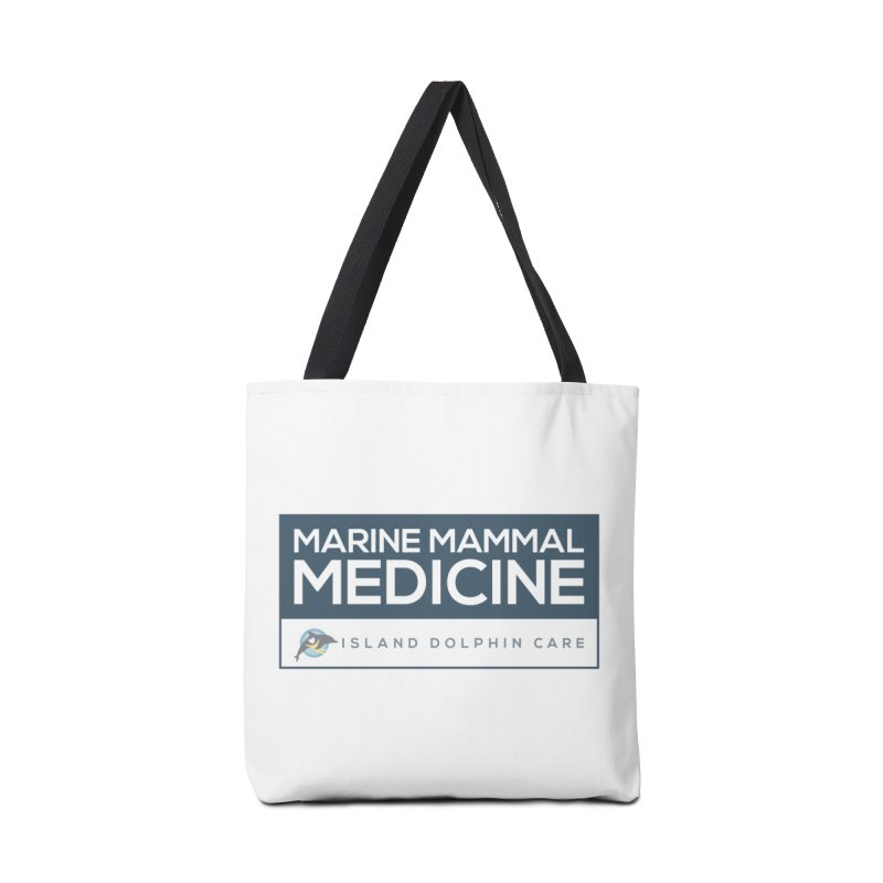 Marine Mammal Medicine Version 2 Accessories Bag by #MaybeYouMatter