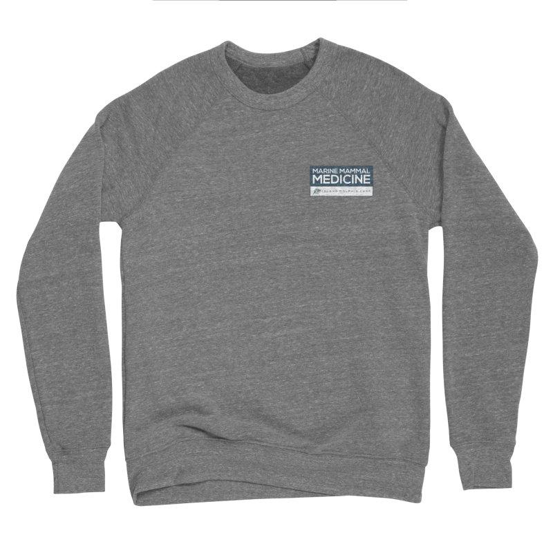 Marine Mammal Medicine Version 2 Men's Sweatshirt by #MaybeYouMatter
