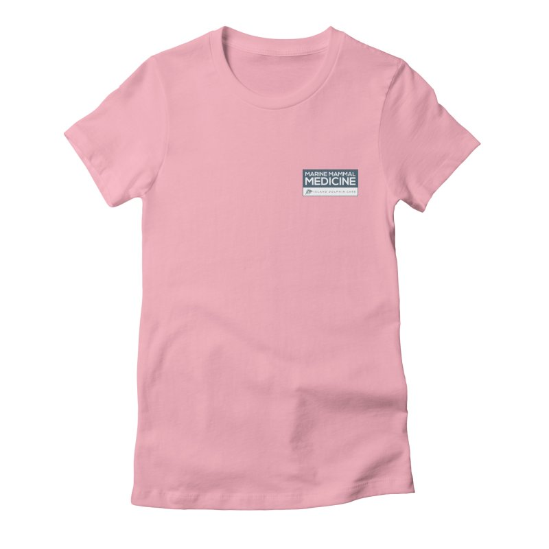 Marine Mammal Medicine Version 2 Women's T-Shirt by #MaybeYouMatter