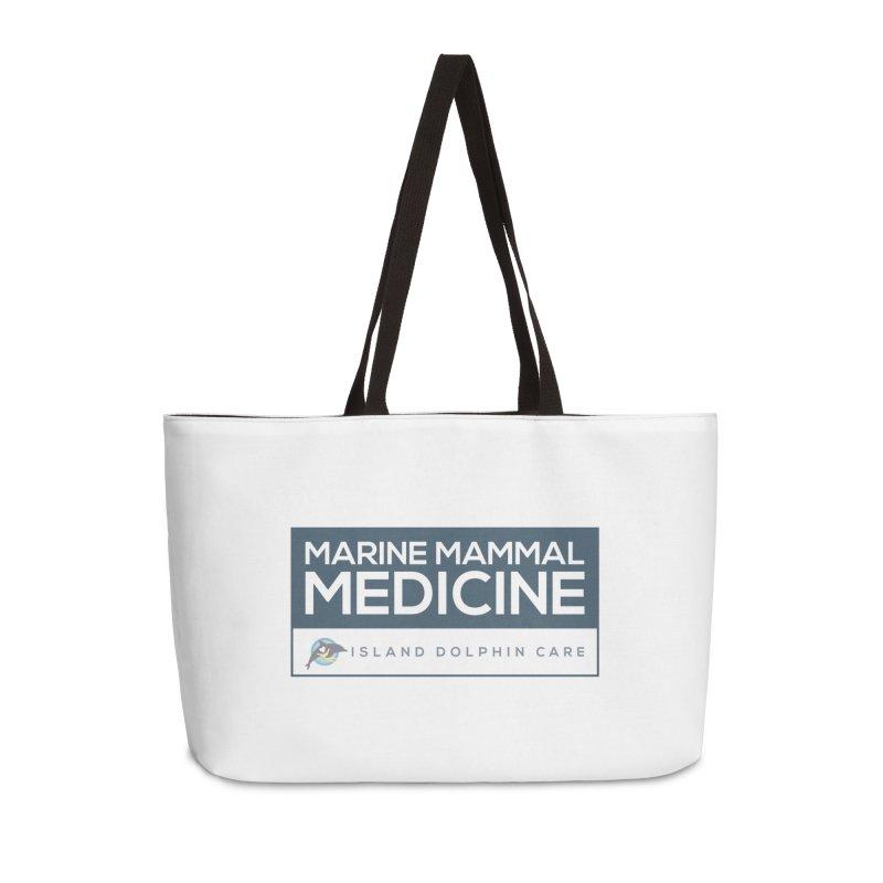 Marine Mammal Medicine Version 2 Accessories Bag by #MaybeYouMatter