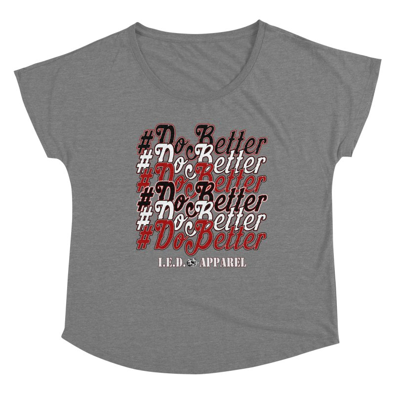 Women's None by Inkslinger Erick Designs