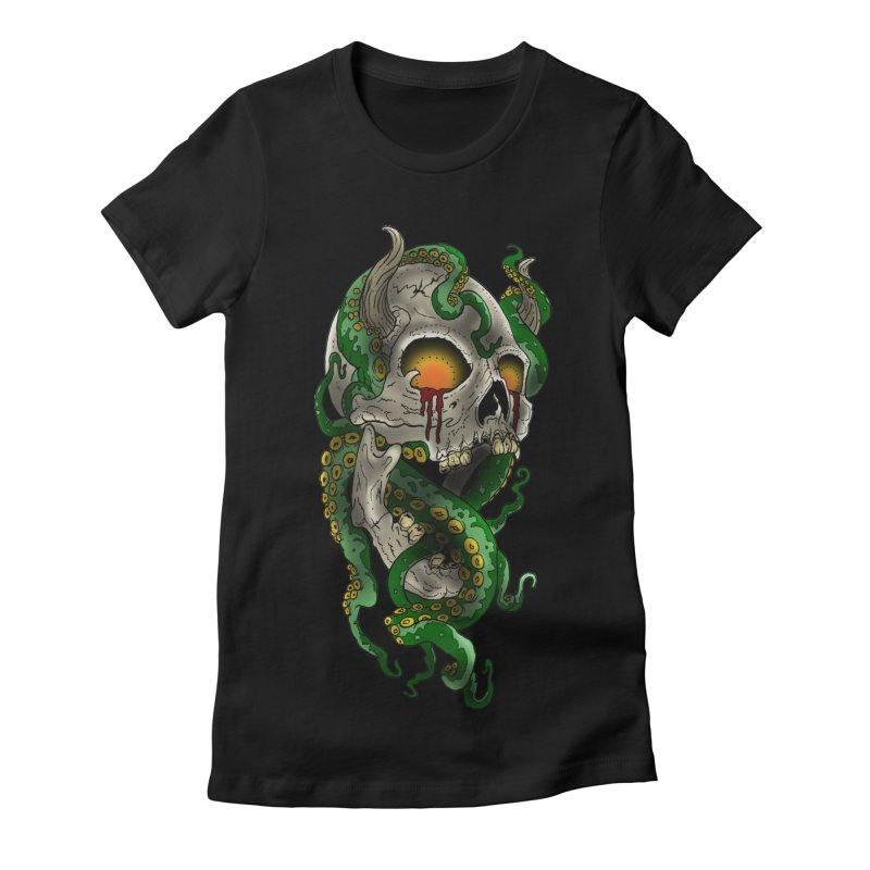 From the Inky Depths Women's T-Shirt by Inkslinger Erick Designs