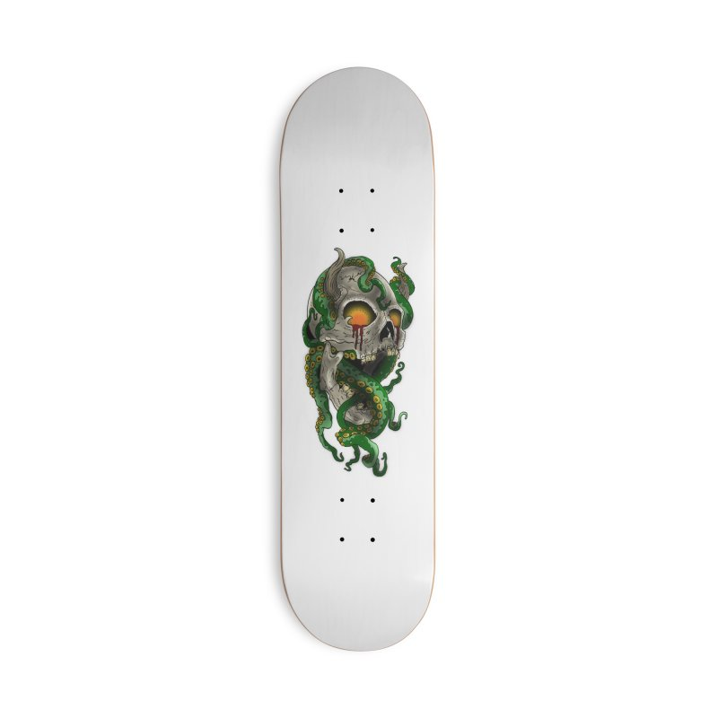 From the Inky Depths Accessories Skateboard by Inkslinger Erick Designs