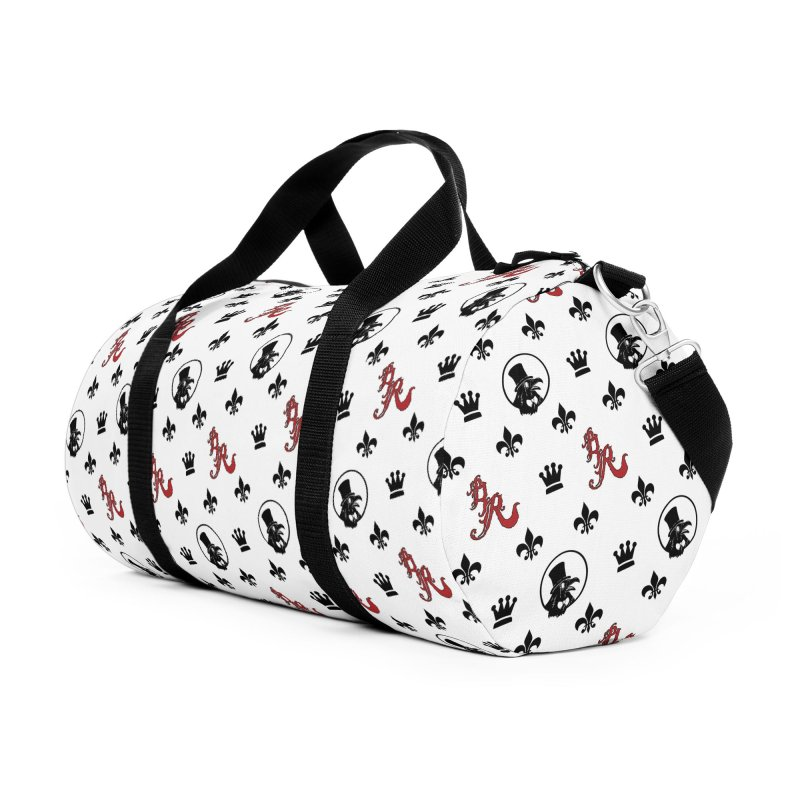 Designer Ravenite Gear Accessories Duffel Bag Bag by Inkslinger Erick Designs