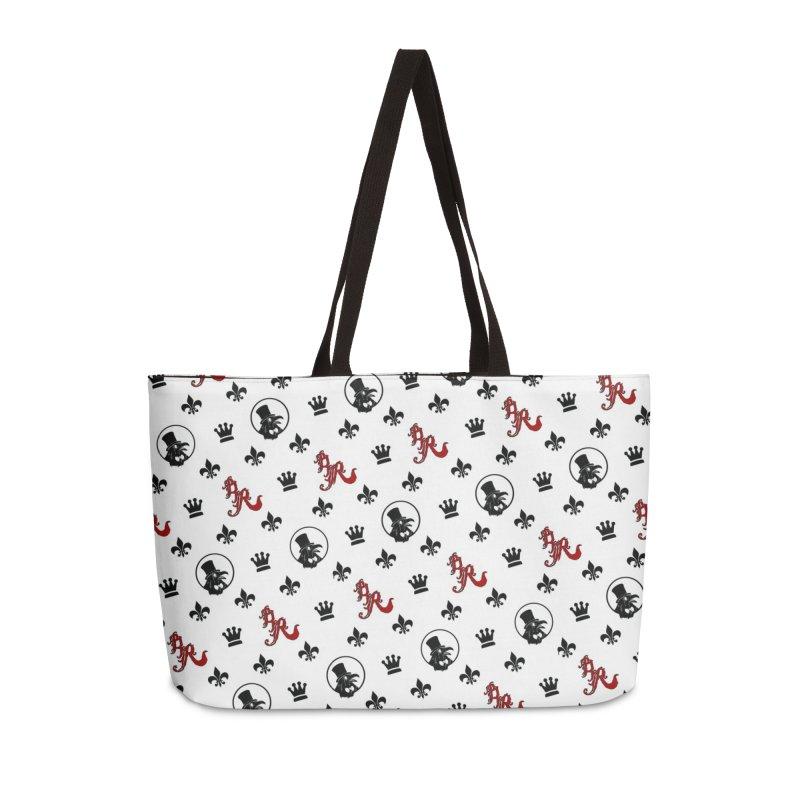 Designer Ravenite Gear Accessories Weekender Bag Bag by Inkslinger Erick Designs