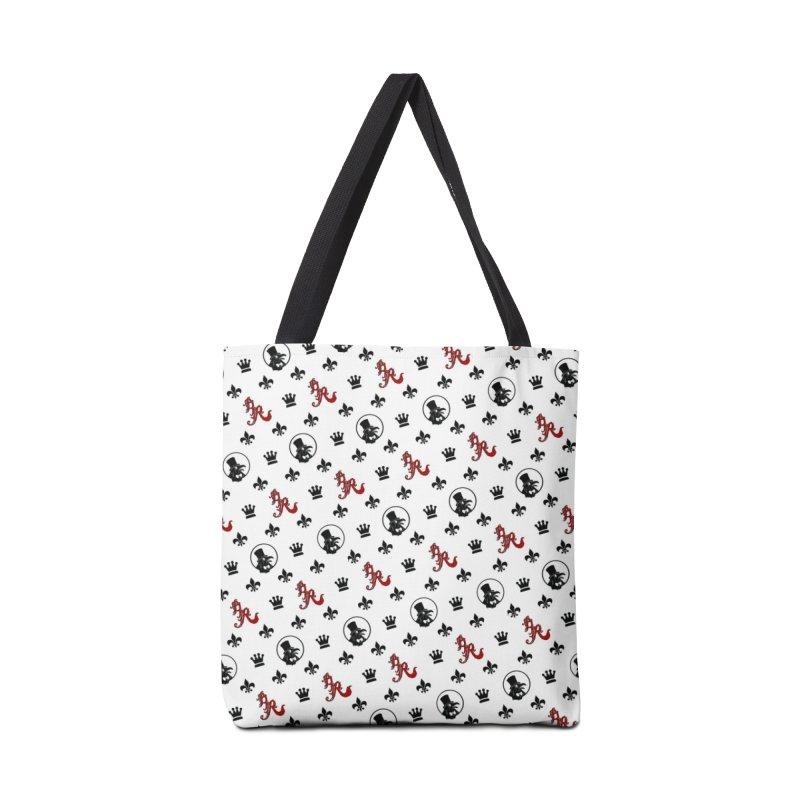 Designer Ravenite Gear Accessories Tote Bag Bag by Inkslinger Erick Designs
