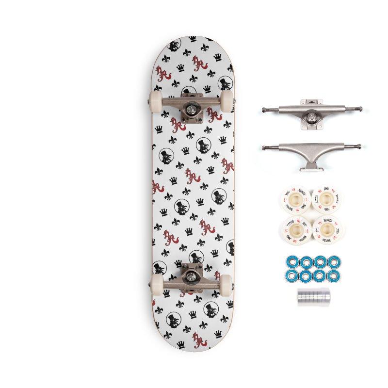 Designer Ravenite Gear Accessories Complete - Premium Skateboard by Inkslinger Erick Designs