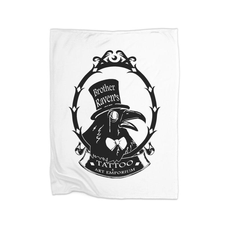 Ravenite Gear Home Blanket by Inkslinger Erick Designs