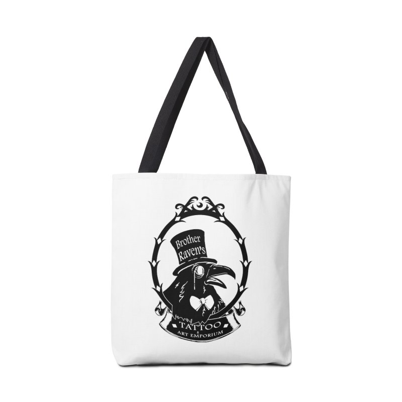 Ravenite Gear Accessories Tote Bag Bag by Inkslinger Erick Designs