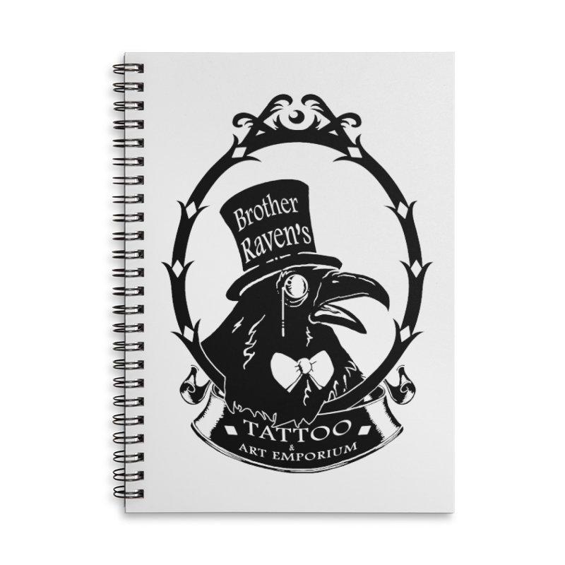 Ravenite Gear Accessories Notebook by Inkslinger Erick Designs