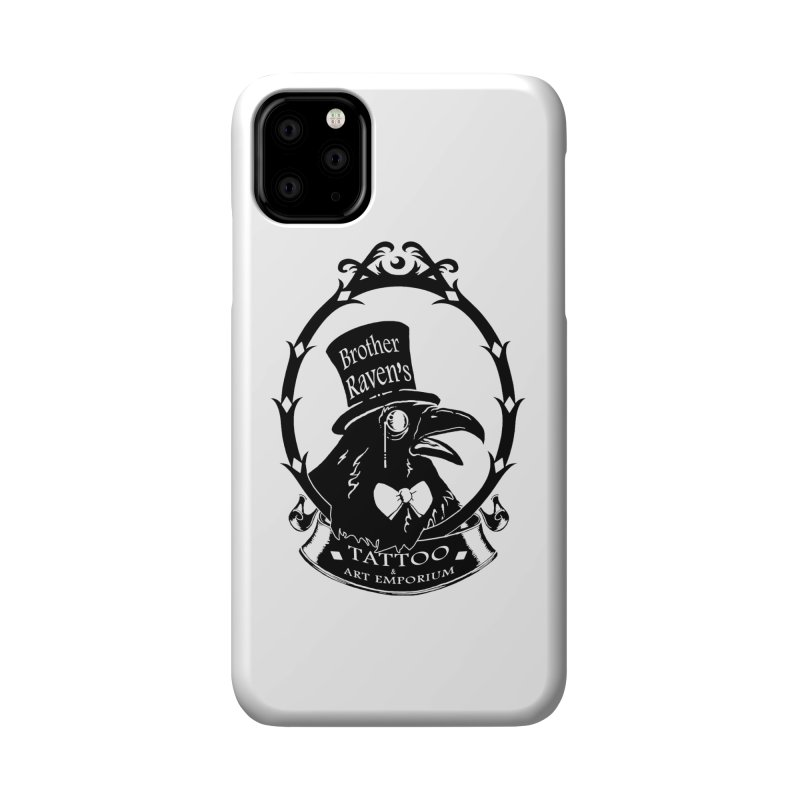 Ravenite Gear Accessories Phone Case by Inkslinger Erick Designs