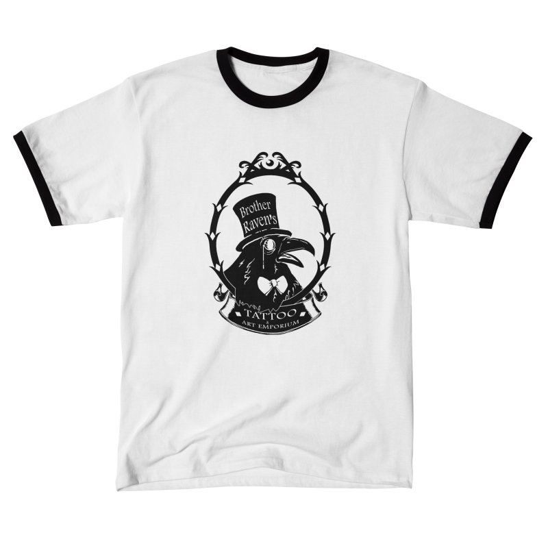 Ravenite Gear Men's T-Shirt by Inkslinger Erick Designs