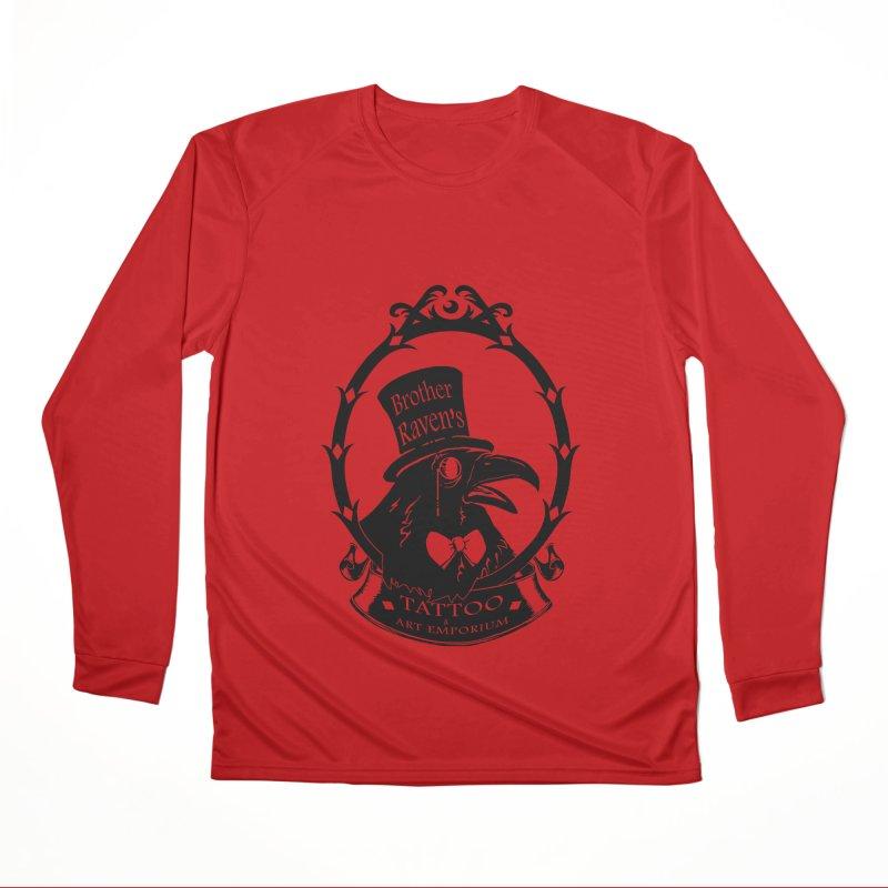 Ravenite Gear Men's Longsleeve T-Shirt by Inkslinger Erick Designs