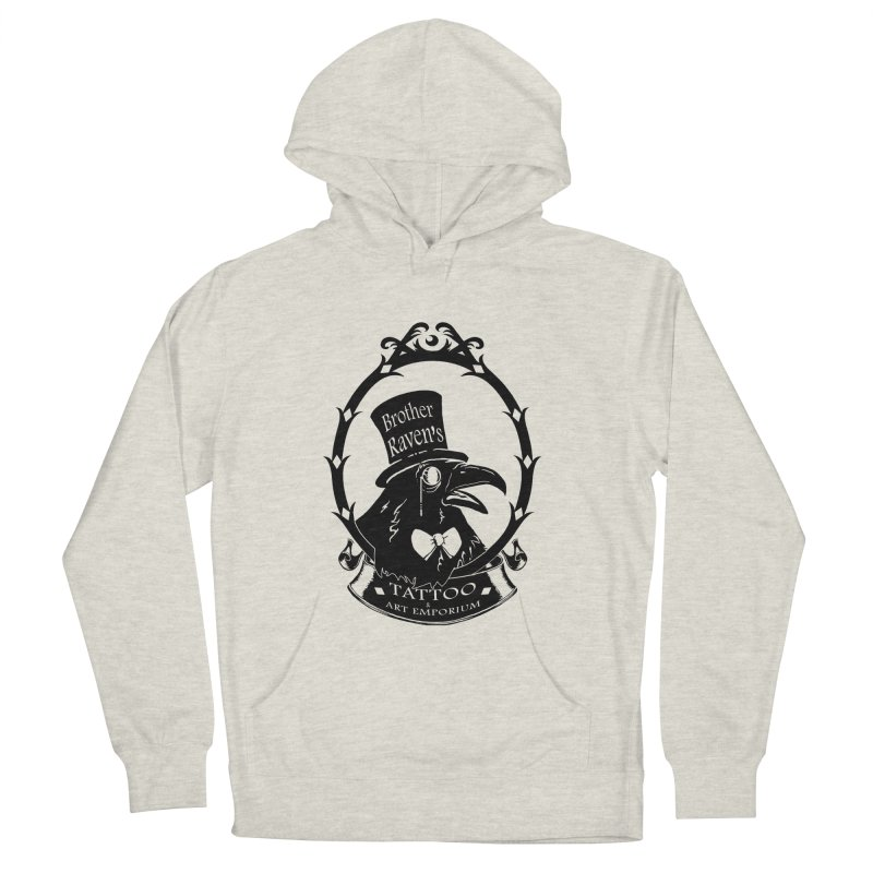 Ravenite Gear Women's French Terry Pullover Hoody by Inkslinger Erick Designs