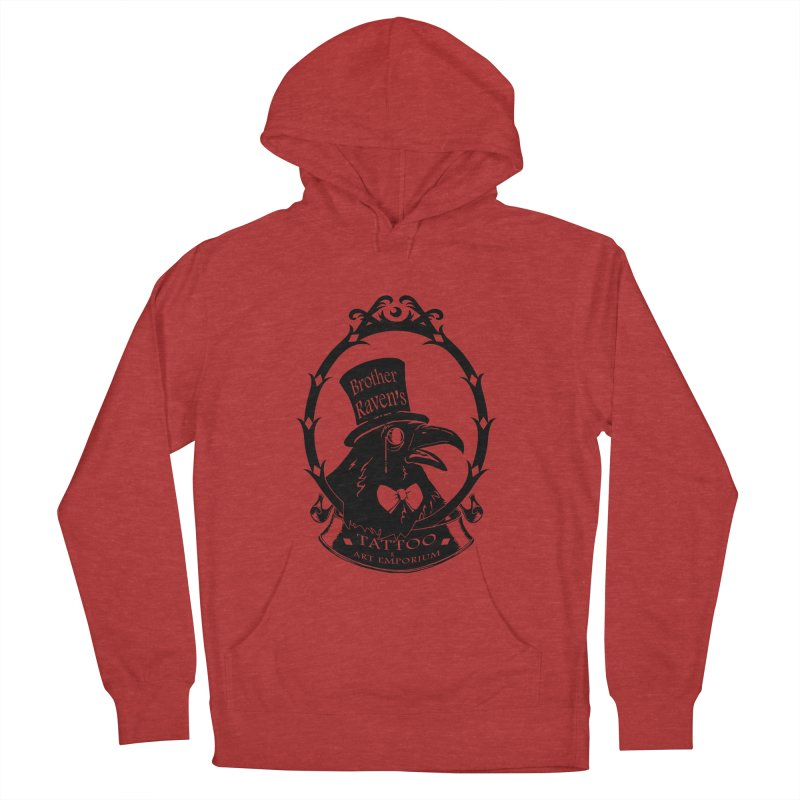Ravenite Gear Men's French Terry Pullover Hoody by Inkslinger Erick Designs