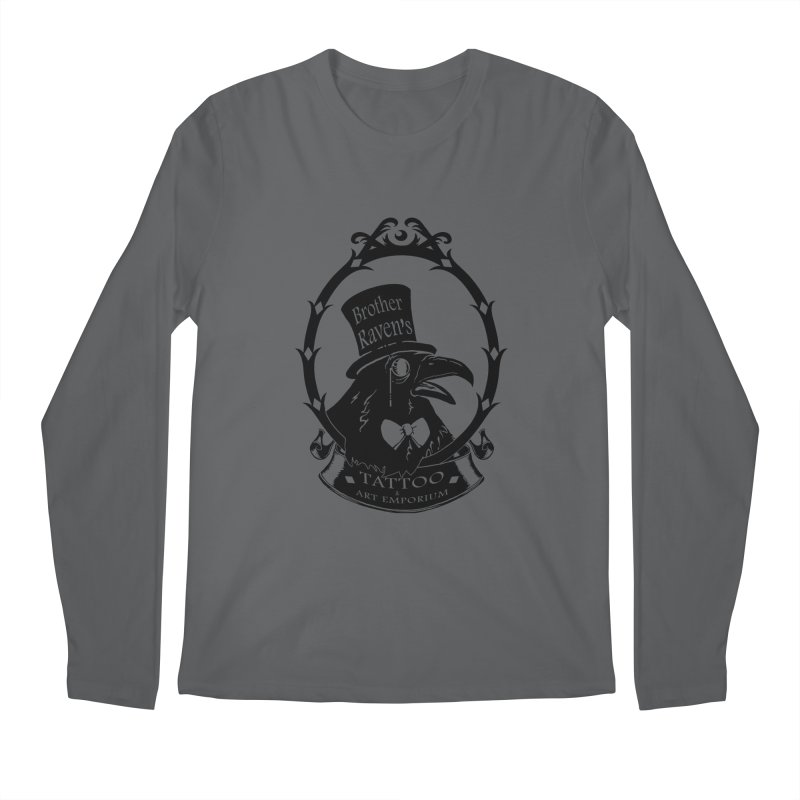 Ravenite Gear Men's Regular Longsleeve T-Shirt by Inkslinger Erick Designs