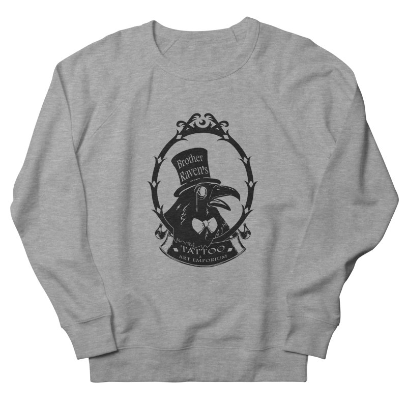 Ravenite Gear Men's French Terry Sweatshirt by Inkslinger Erick Designs