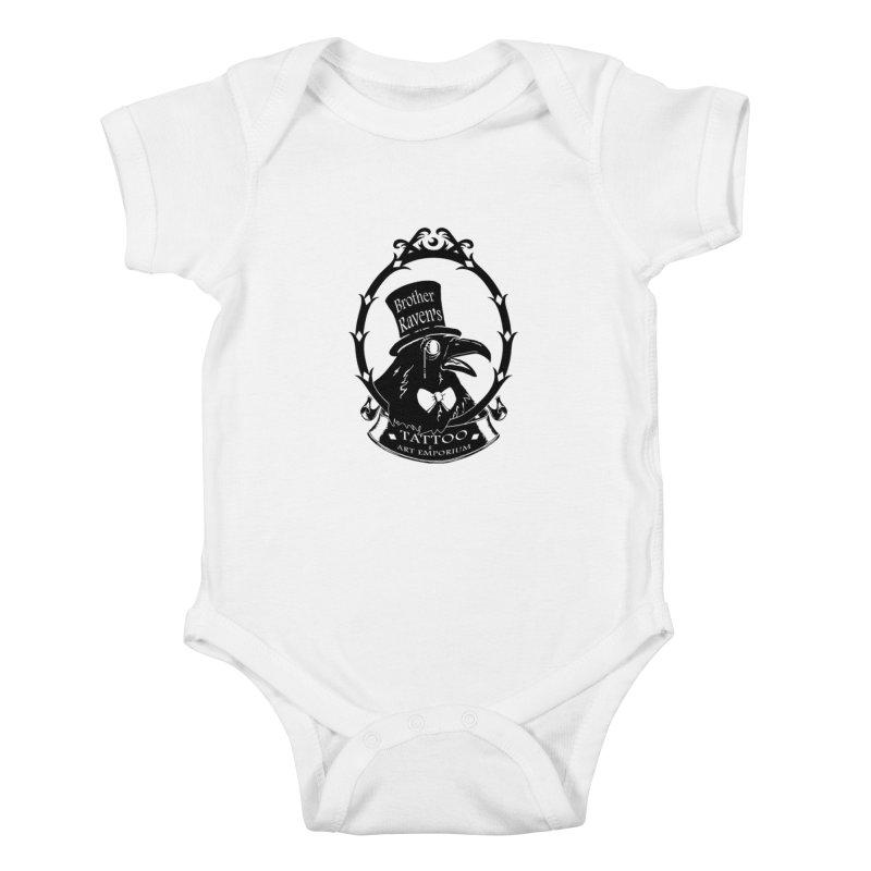 Ravenite Gear Kids Baby Bodysuit by Inkslinger Erick Designs