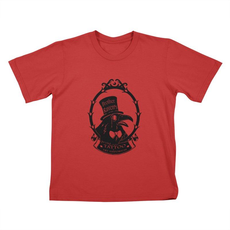 Ravenite Gear Kids T-Shirt by Inkslinger Erick Designs