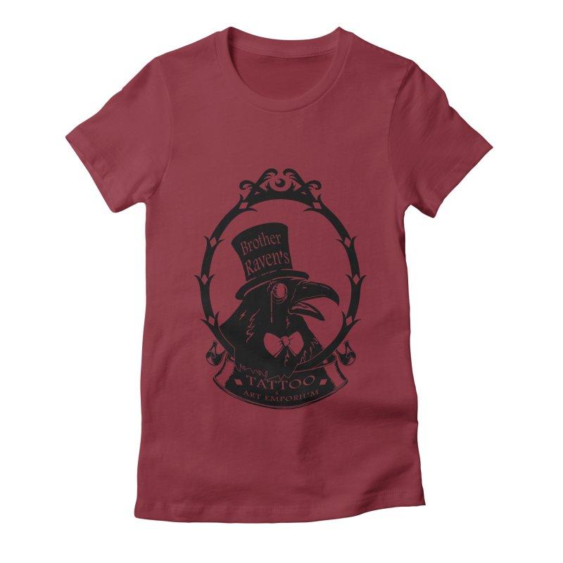 Ravenite Gear Women's T-Shirt by Inkslinger Erick Designs
